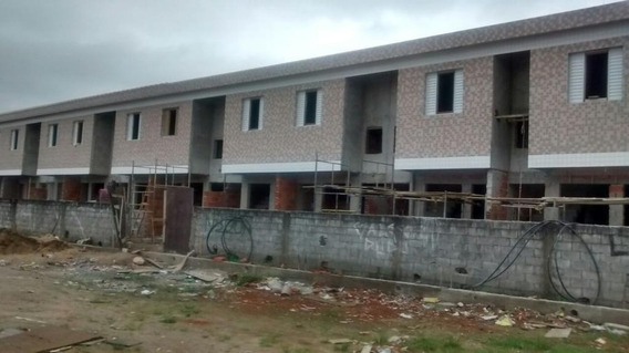 Casa Em Jardim Guassu, São Vicente/sp De 60m² 2 Quartos À Venda Por R$ 255.000,00 - Ca221058