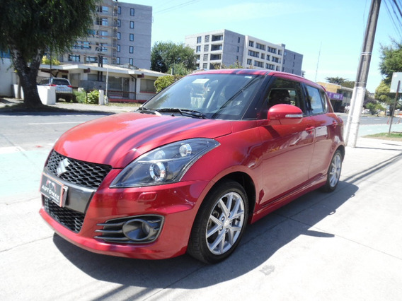 Suzuki Swift 1.6 Vvt Sport 2015