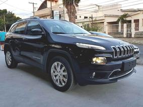 Jeep Cherokee 3.2 Limited 4x4 V6 24v Gasolina 4p
