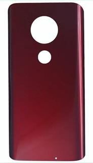 Tampa Traseira Vidro Motorola Moto G7 Plus Xt1965 Xt1965-2