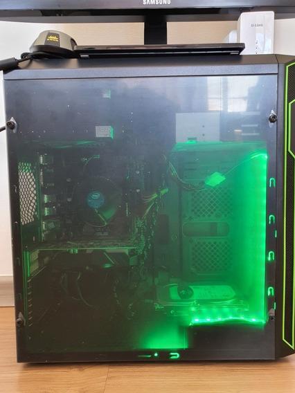 Computador Gamer I5 1050 Ti 1tb Hd 8gb Ram