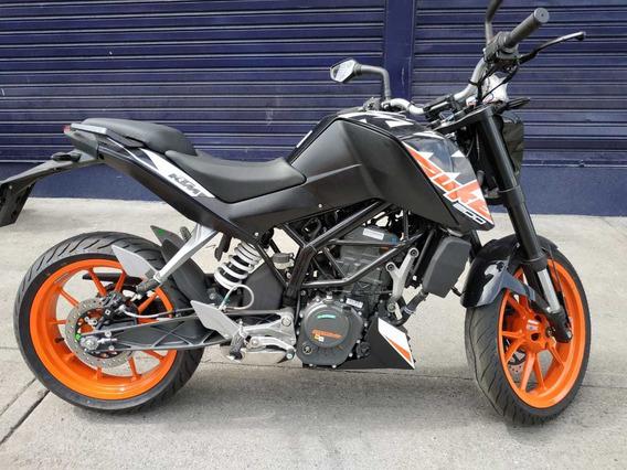 Ktm 200 Duke Modelo 2021