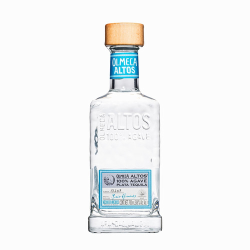 Tequila Altos Plata 750ml