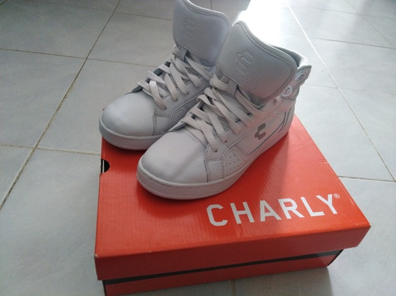 Tenis Charly Blancos