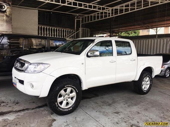 Toyota Hilux Pick Up Kavak