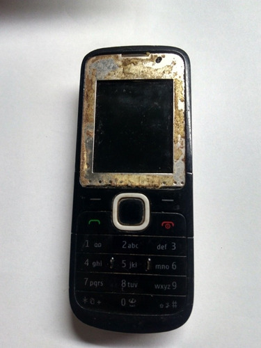Celular Nokia C 2 - 00 Placa Não Liga  Os 002