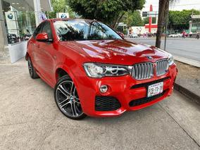 Bmw X4 5p Xdrive 35i M Sport 2017