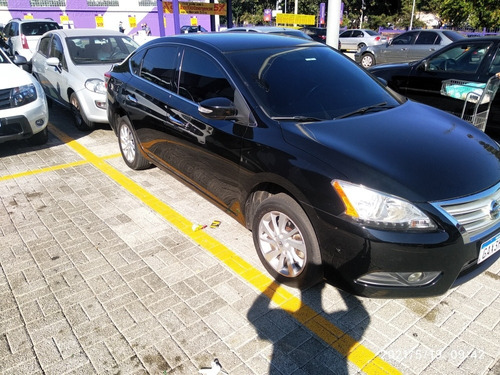 Imagem 1 de 7 de Nissan Sentra 2016 2.0 Sv Flex Aut. 4p