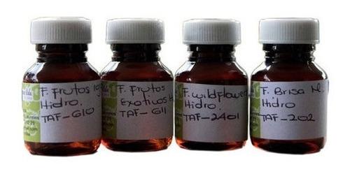 Esencias Aceite Aromaterapia Difusores Pebetero X4 Unid