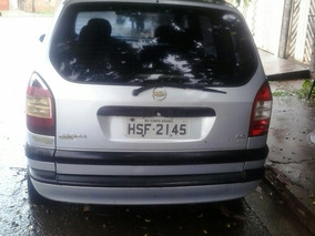 Chevrolet Zafira 2.0 Comfort Flex Power 5p 2006