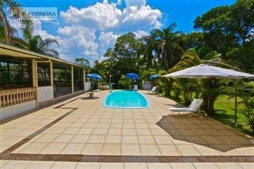 Chácara Com 12000 M² - Venda Por R$ 650.000 Ou Aluguel Por R$ 6.550/mês - Lagoa - Itapecerica Da Serra/sp - Ch0044