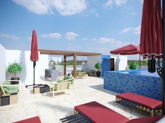 953 Studio Venta Departamento En Playa Del Carmen