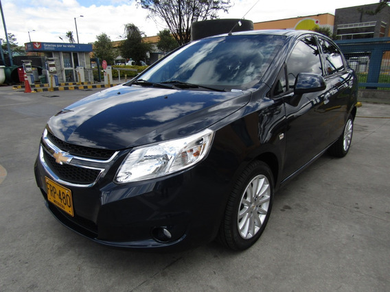 Chevrolet Sail Full Equipo Ltz