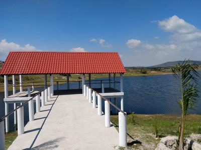 Oportunidad Invierte Terrenos Campestres Cerca Del Lago
