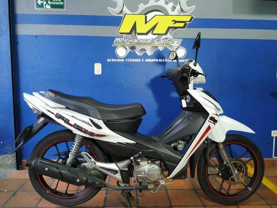 Akt Flex 125 Modelo 2020 Como Nueva Ganga!!!!