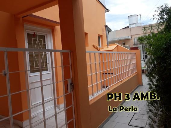 Oportunidad!! Ph 3 Amb Con Patio En La Perla