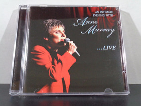 Anne Murray - An Intimate Evening With Live Cd Imp Country