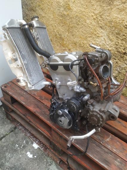 Peças Do Motor De Wr 450 2009