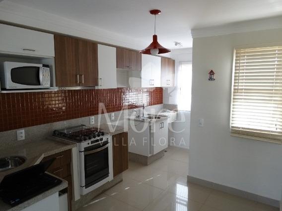 Venda E Locação De Apartamento Modelo Bruna, 2 Quartos, Imóvel Rico Em Planejados, Condomínio No Villa Flora Em Sumaré Sp - Ap00428 - 68135268