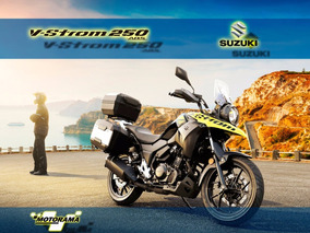 Moto Suzuki Vstrom 250 Xt 0km Motorama