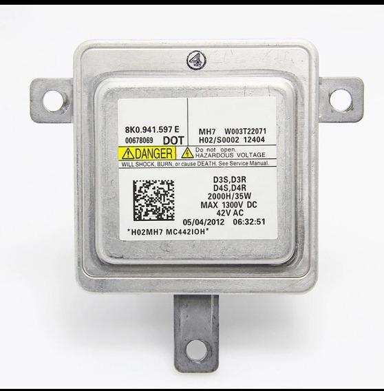 Reator Xenon Audi Vw D3s 8k0 941 597 E L
