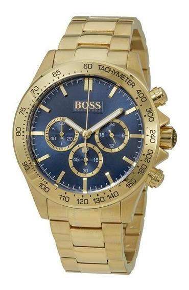 Relógio Masculino Hugo Boss Ikon 1513340 Completo