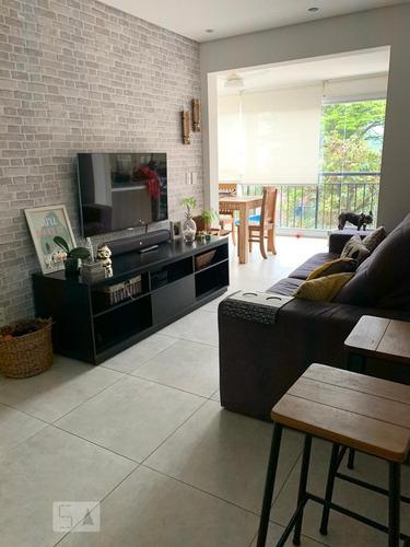 Apartamento À Venda - Vila Mascote, 2 Quartos,  72 - S893123011
