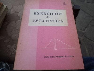 Exercicios De Estatistica Lauro Sodré Viveiros De Castro