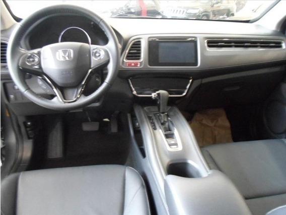 Honda Hr-v 1.8 Exl Cinza 16v Flex 4p Aut. 2016