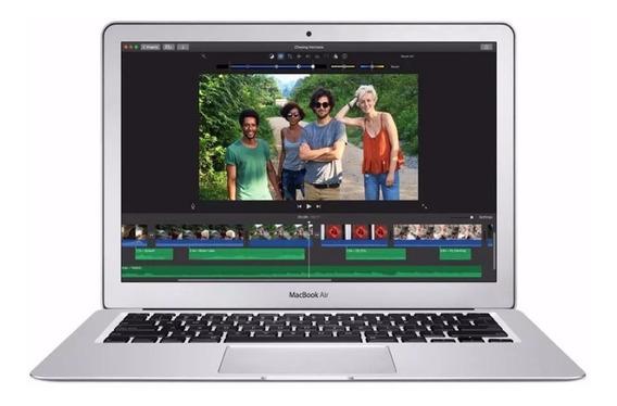 Apple Macbook Air 13 I5 1.8ghz 8gb 128ssd Mqd32ll/a 2017 Nfe