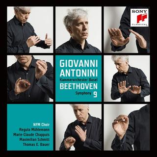 Cd : Beethoven / Antonini / Kammerorchester Basel -...