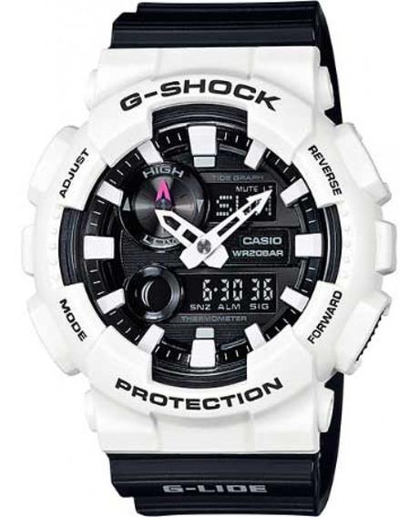 Relógio G-shock G-lide Gax-100b-7adr + Nfe E Garantia