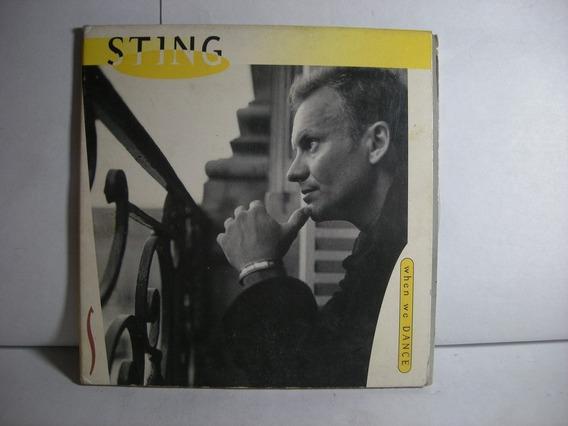 When We Dance Sting Usa Single Simple Police Cd En Caballito