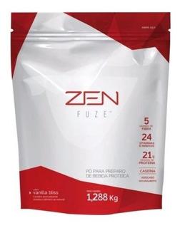 Zen Fuze - Jeunesse Original Com Nota Fiscal Vanilla Bliss