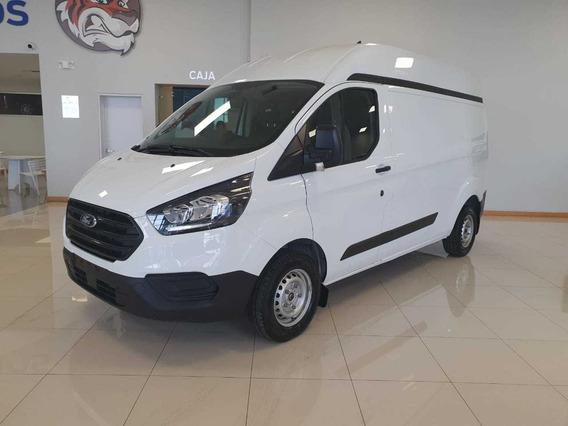 Ford Transit 2.2 Van Corta Techo Bajo Aa Custom Mt 2020