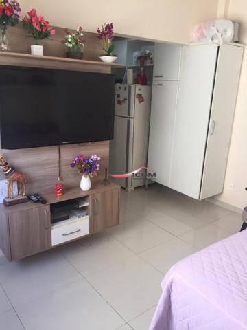 Kitnet Com 1 Dormitório À Venda, 25 M² - Copacabana - Rio De Janeiro/rj - Kn0263