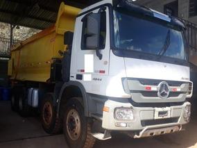 Mercedes-benz Actros 4844 8x4 2014