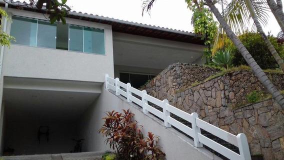 Casa Com 3 Dormitórios À Venda, 370 M² Por R$ 1.300.000,00 - São Francisco - Niterói/rj - Ca0850