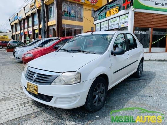Renault Logan Expression 1.6 2015
