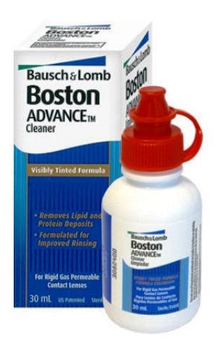 Imagen 1 de 3 de Liquido Boston Cleaner Limpiador Lentes Rigidas Bausch Lomb