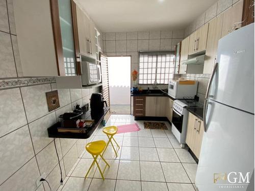 Casa Para Venda Em Presidente Prudente, Jardim Vale Do Sol, 2 Dormitórios, 1 Banheiro - Cbv69200_2-1175395