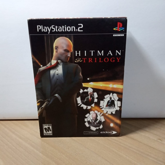 Hitman Trilogy Ps2 Usado