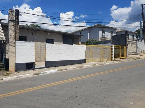 Galpão Para Locação Em Itapecerica Da Serra, Jardim São Marcos - 603_2-1008646