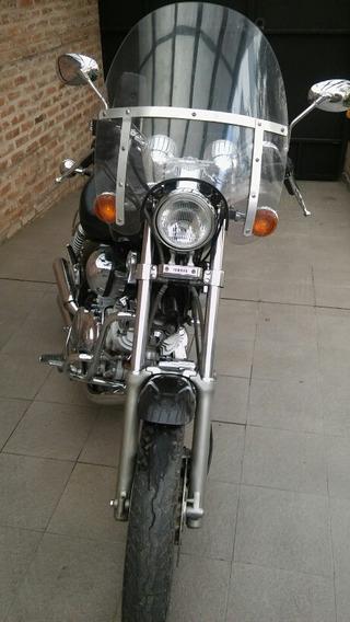 Yamaha Xv 750 Virago Chopper