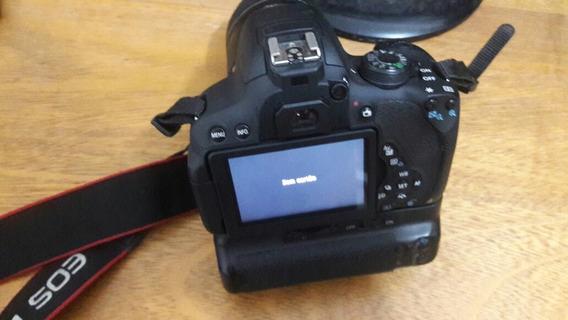 Canon T5i 18-135mm + Bolsa Canon