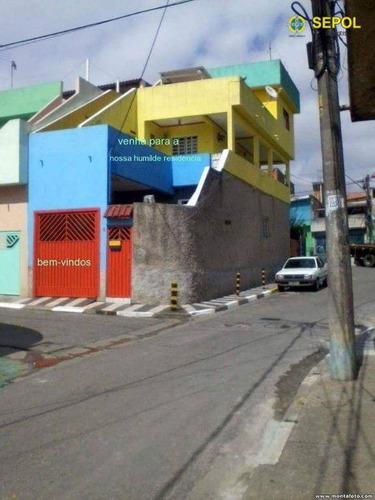 Sobrado Com 3 Dormitórios À Venda, 200 M² Por R$ 280.000,01 - Conjunto Promorar Sapopemba - São Paulo/sp - So0216