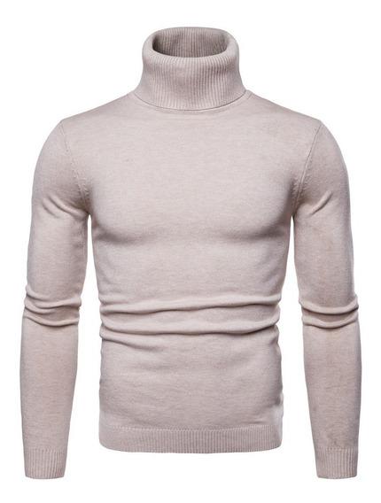 Suéter Hombre Slim Modelo Nuevo Primavera