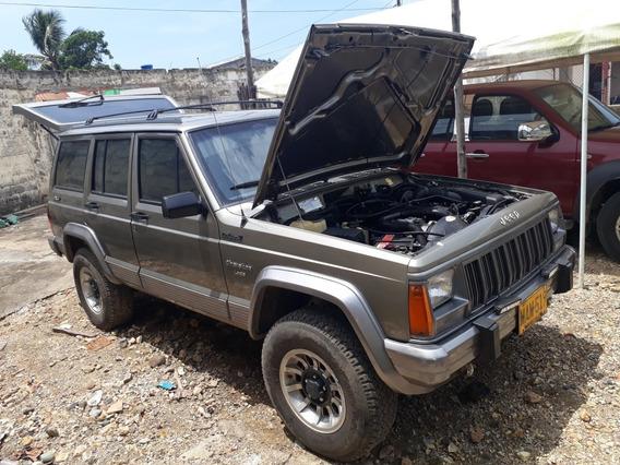 Jeep Cherokee Vendó O Permuto