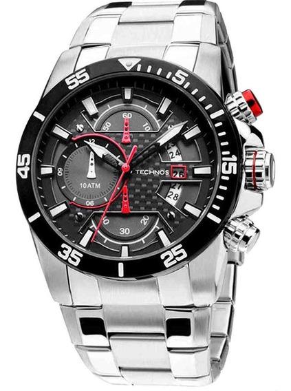 Relógio Technos Masculino Performance Ts Carbon Os10er/1r