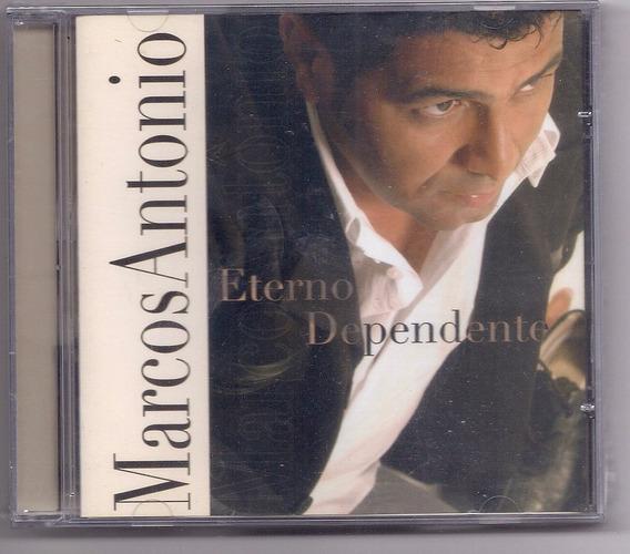 Marcos Antonio Eterno Dependente Cd Top Gospel 2004 Lacrado